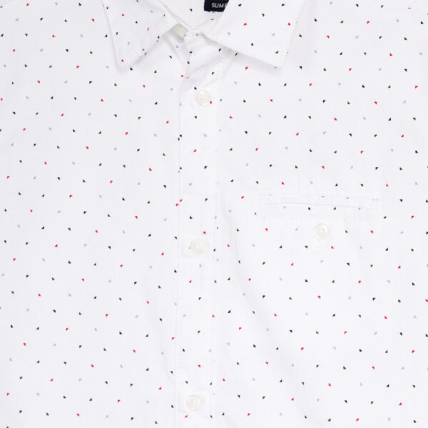 Camisa manga larga estampada niño Mayoral