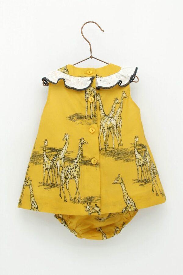 Jesusito bebé niña Foque colección Safari