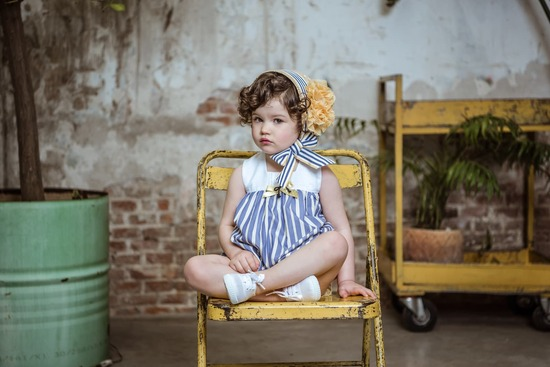 Moda infantil bebé