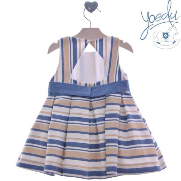 Vestido infantil Yoedu familia Roble