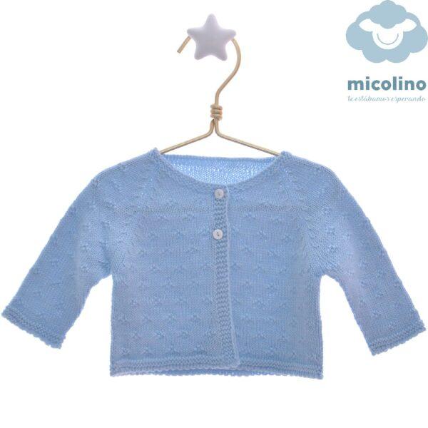 Rebeca larga bebé niño Micolino