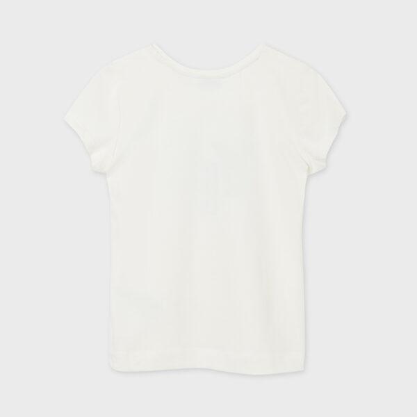 Camiseta Ecofriends básica chica mayoral