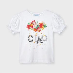 Camiseta Ecofriends ciao niña Mayoral