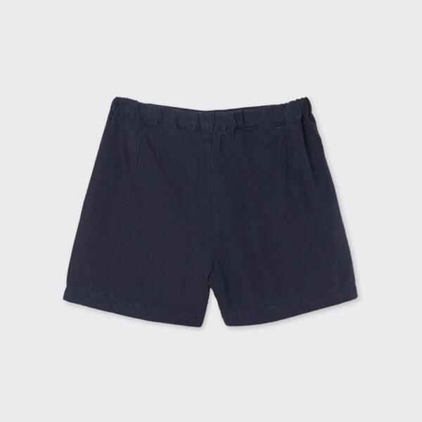 Pantalón corto Ecofriends botones chica Mayoral